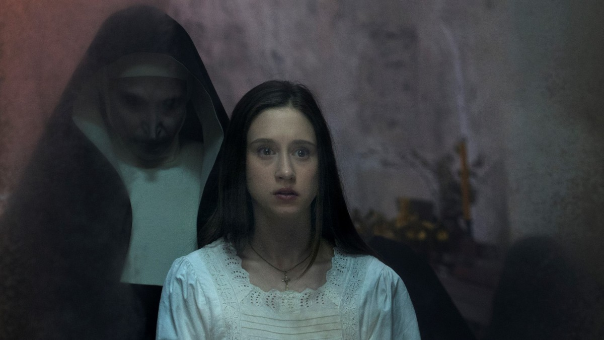 Mentadas de Madre: The Nun (2018)